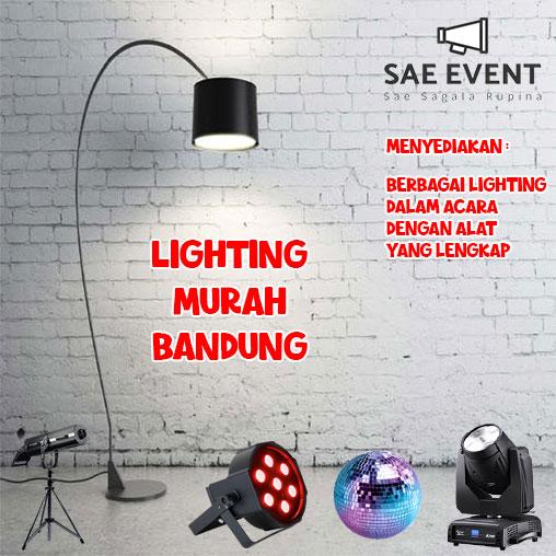 lighting murah bandung